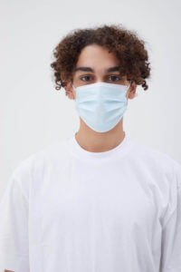 3 Layers disposable protective mask