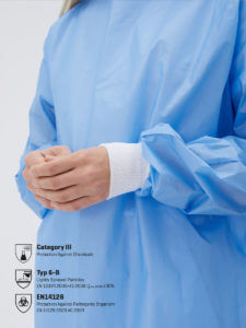 Buy online cheap protective gowns
